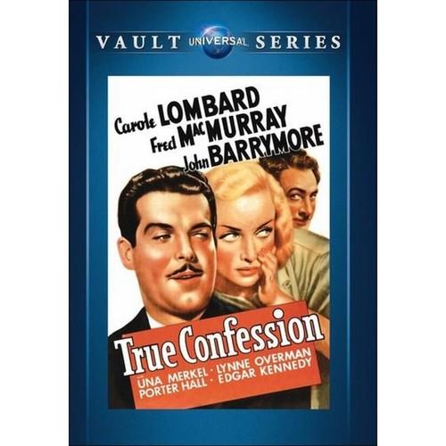 True Confession [DVD] [1937]