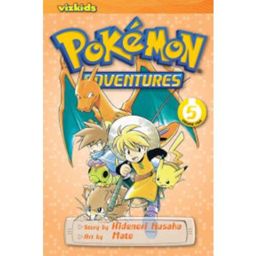 Pokemon Adventures, Volume 5