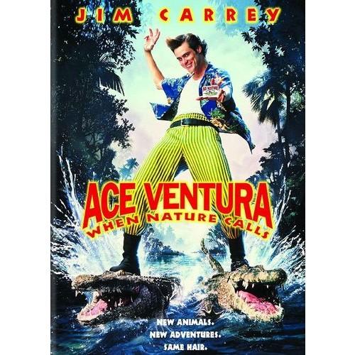 Ace Ventura: When Nature Calls [DVD] [1995]