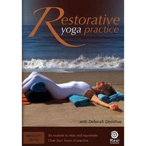 Restorative Yoga Practice: Gentle