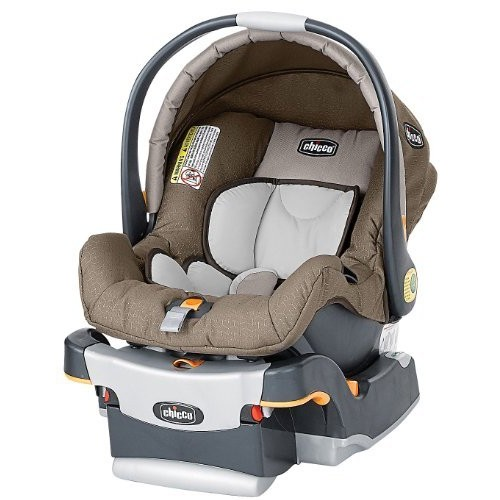 Chicco KeyFit 22 Infant Car Seat/Base - Chevron