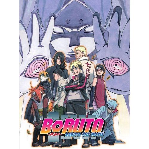 Boruto: Naruto The Movie [DVD] [2015]