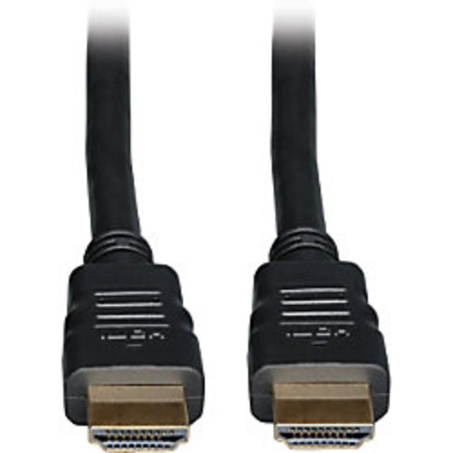 Tripp Lite High Speed HDMI Cable with Ethernet Ultra HD 4K x 2K Digital Video with Audio InWall CL2-Rated (M/M) 16ft