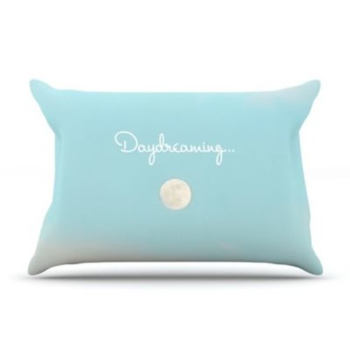 East Urban Home Beth Engel 'Day Dreaming' Sky Clouds Pillow Case