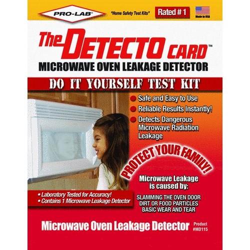 Pro Lab Microwave Test Kit
