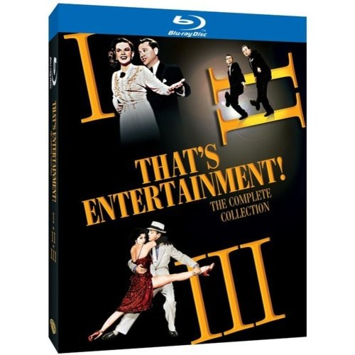 That's Entertainment!: The Complete Collection [3 Discs] [Blu-ray]