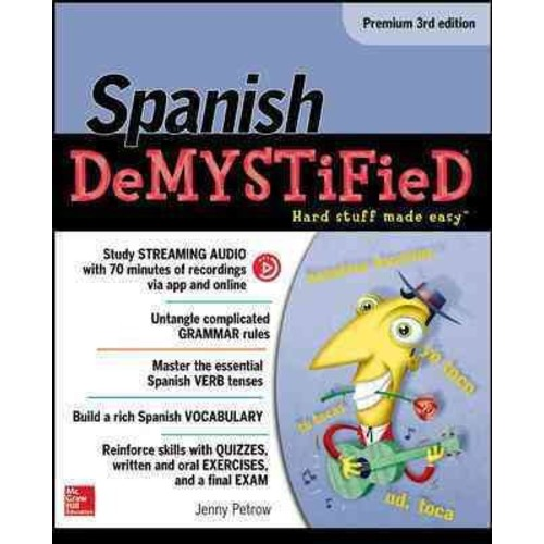 Spanish DeMYSTiFieD (Paperback)