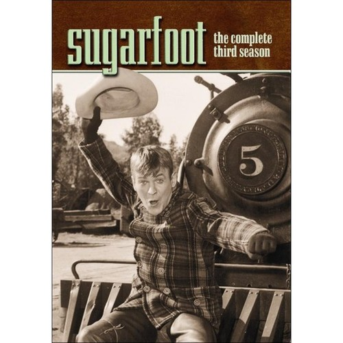 Sugarfoot: The Complete Third Season [5 Discs] [DVD]