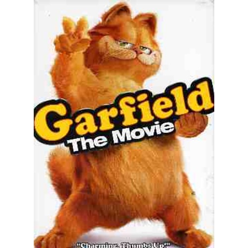 Twentieth Century Fox Comedy Garfield The Movie (DVD)
