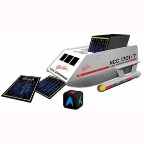 TRIVIAL PURSUIT StarTrek 50th Anniversary Edition