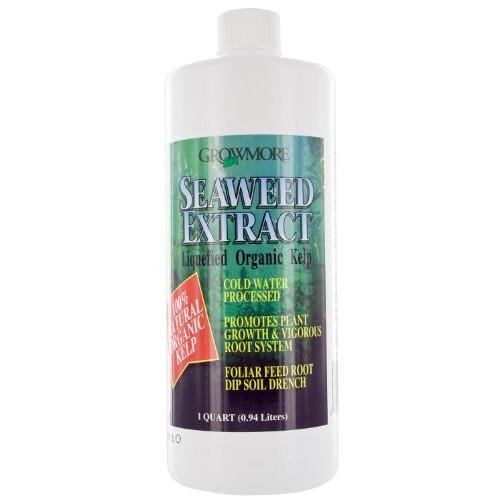 Grow More 6048 Seaweed Extract 11%, 1-Quart [1 Quart]