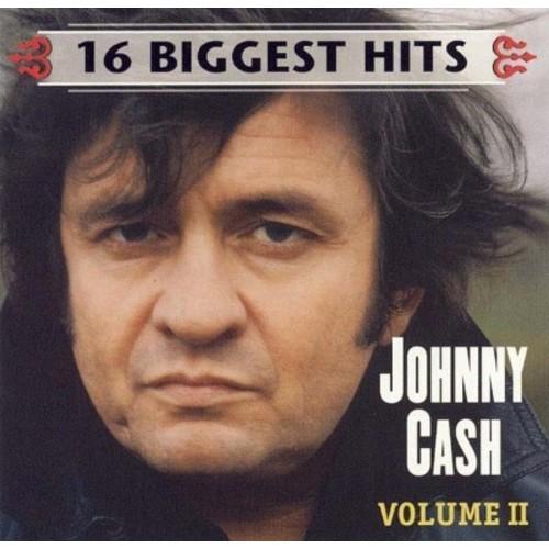 Johnny Cash - 16 Biggest Hits, Vol. 2 (CD)