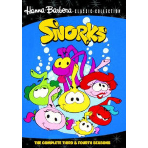 Snorks: the Complete Third & Fourth Seasons