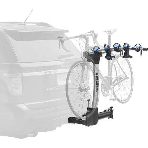Apex Swing 4-Bike Hitch Rack