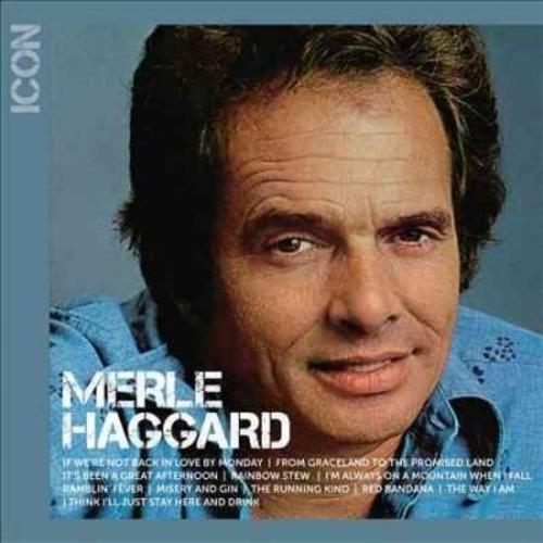 Merle Haggard - Icon: Merle Haggard