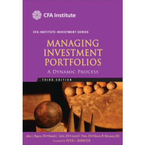 Managing Investment Portfolios: A Dynamic Process / Edition 3