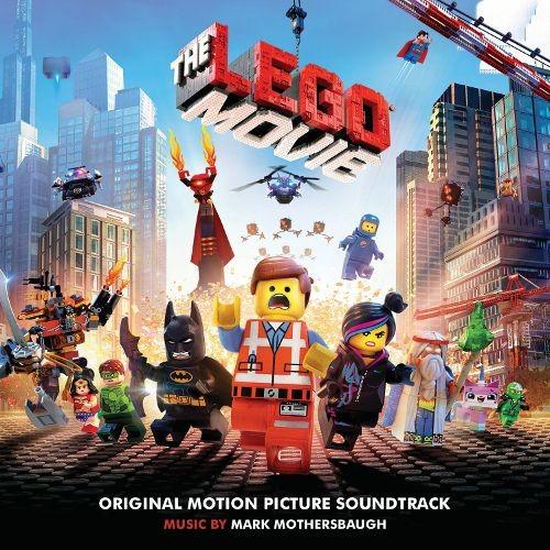 The Lego Movie [Original Motion Picture Soundtrack] [CD]