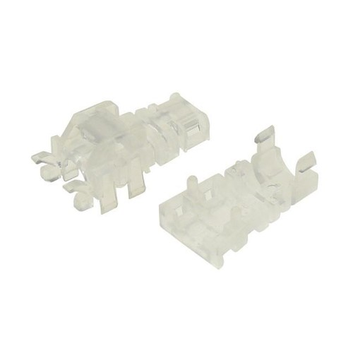 NTW Lockable Cat5e RJ45 Snap-On Strain Relief Convertible Boots NL-SRNRT-CL5