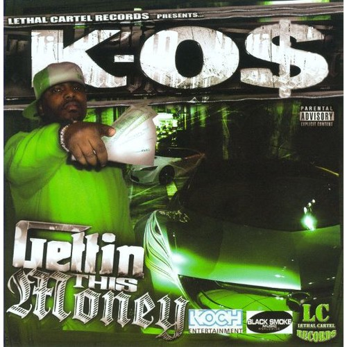 Gettin' This Money [CD] [PA]