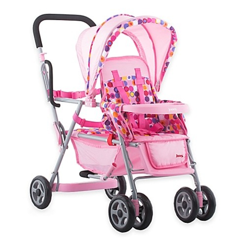 Joovy Toy Caboose Stroller in Pink