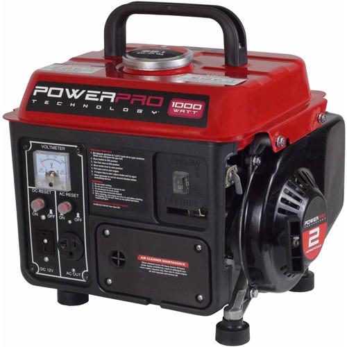 PowerPro 2-Stroke Generator, 1000W