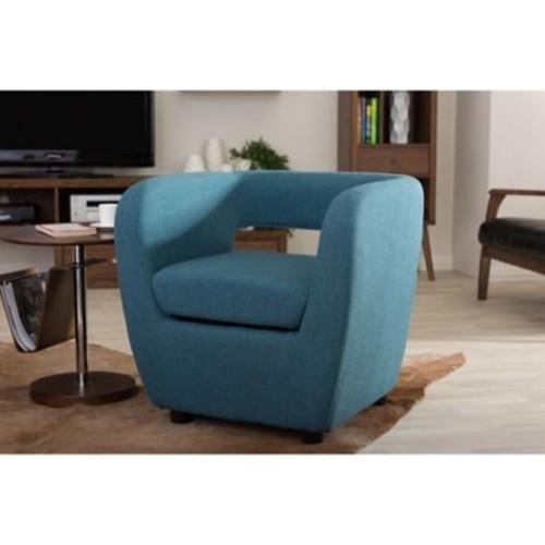 Baxton Studio Ramon Lounge Accent Chair