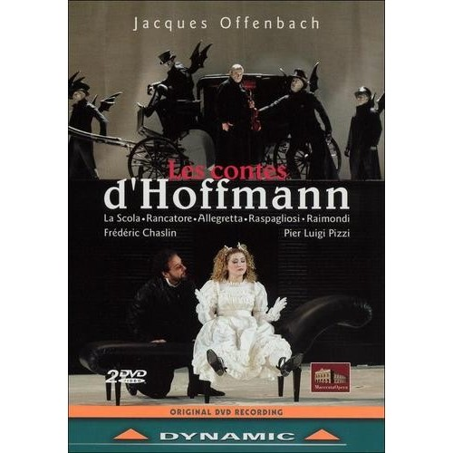 Les Contes d'Hoffmann [2 Discs] [DVD] [2005]