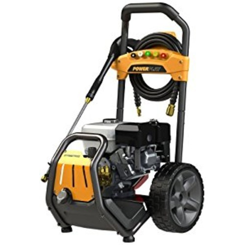 Powerplay Corporation SR233HX27ARTLQC StreetRod Honda GX200 3300 PSI Annovi Reverberi Triplex Pump Gas Pressure Washer, 2.7 GPM