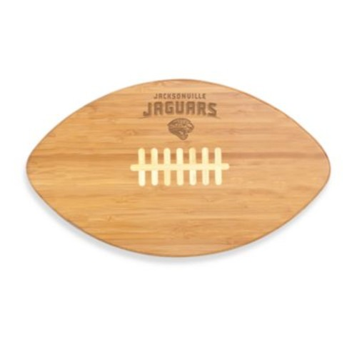 Picnic Time NFL Jacksonville Jaguars Touchdown Pro! Cutting Board