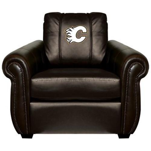 Dreamseat Chesapeake Club Chair; Calgary Flames