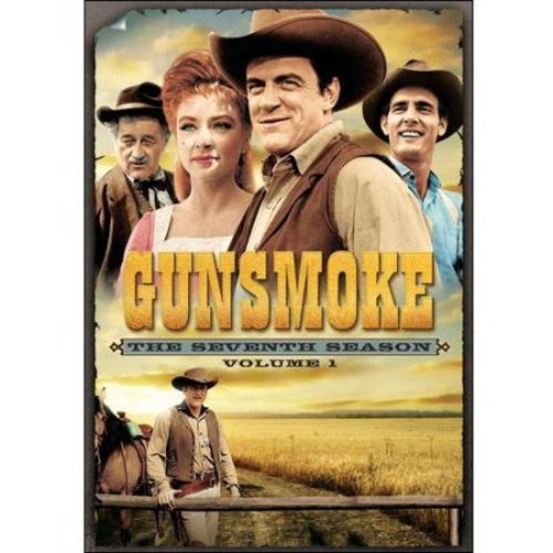 Gunsmoke: Season 7, Vol. 1