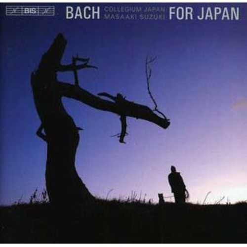 Bach for Japan By Bach Collegium Japan (Audio CD)