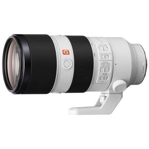 Sony FE 70-200mm f/2.8 G Master OSS E-Mount NEX Camera Lens W/Premium Acc Bundle
