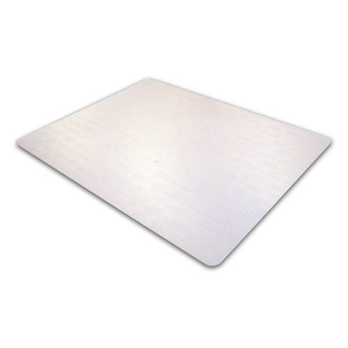 Floortex Ultimat Polycarbonate Chair Mat For Low-/Medium-Pile Carpets Up To 1/2