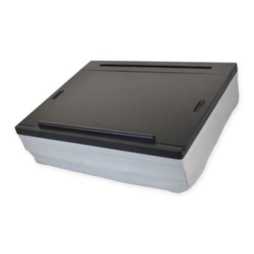 Lap Desk in Black/Grey
