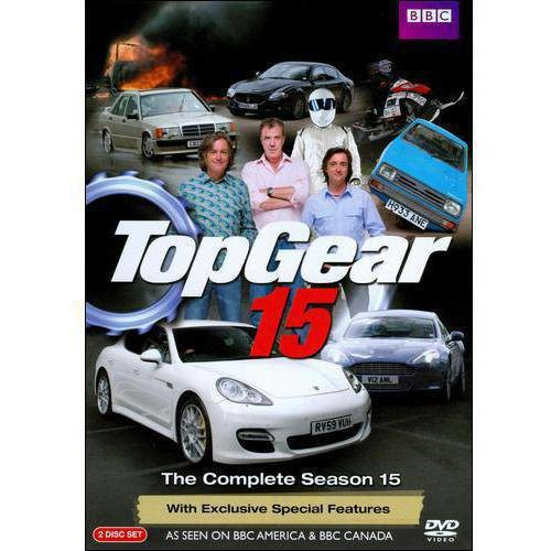 Top Gear: The Complete Season 15 [2 Discs]