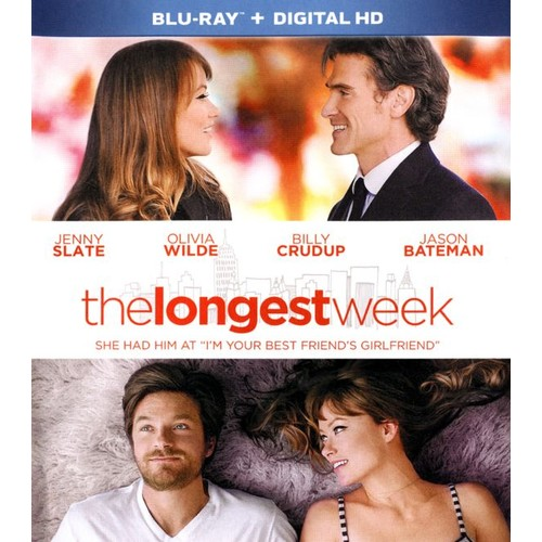 The Longest Week [Blu-ray] [2014]