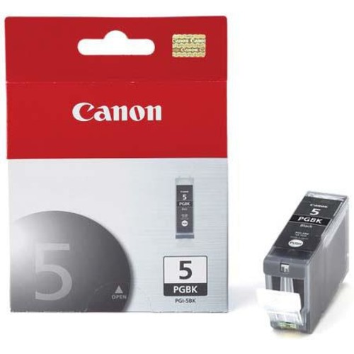 Canon PGI-5 Pigment Black Ink Cartridge for PIXMA 0628B002