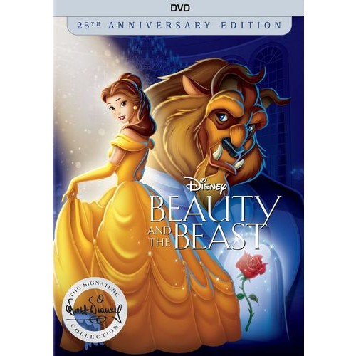 Beauty and the Beast [25th Anniversary Collection] [DVD] [1991]