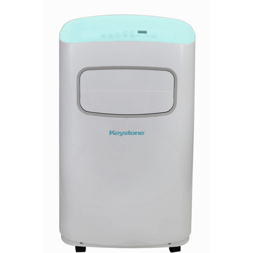 Keystone 14,000 BTU Portable Air Conditioner with Dehumidifier and Remote