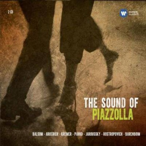 Astor Piazzolla - Sound of Piazzolla [Audio CD]