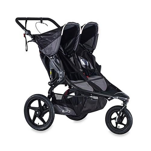 BOB Revolution PRO Duallie Stroller in Black