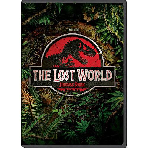 The Lost World: Jurassic Park DVD