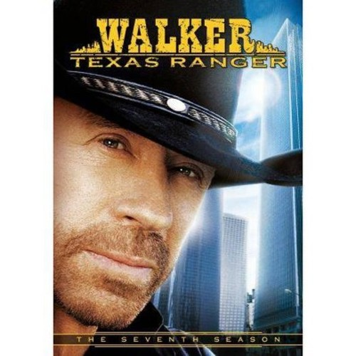 Walker, Texas Ranger: The Seventh Season [5 Discs]