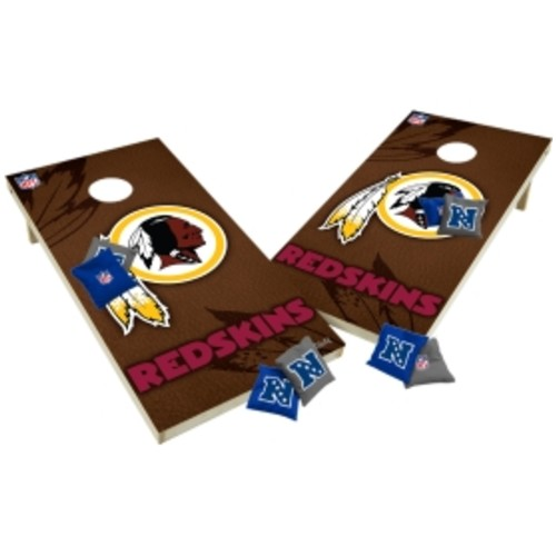 Wild Sports Washington Redskins XL Tailgate Bean Bag Toss Shields