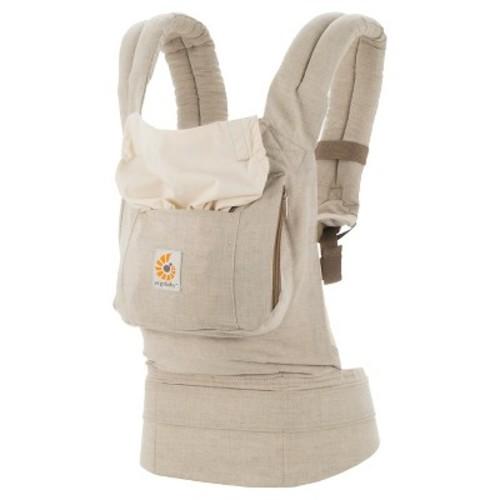Ergobaby Original Ergonomic Multi-Position Natural Linen Baby Carrier - Beige