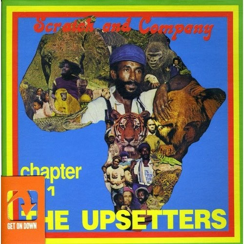Scratch & Co., Vol. 1: The Upsetters [CD]