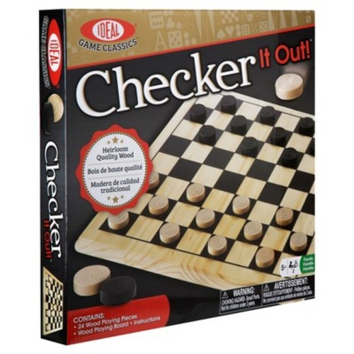 Ideal Checker It Out Game