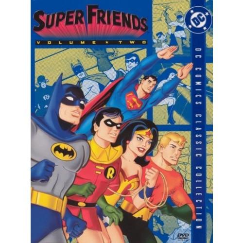 Super Friends: Second Season [2 Discs]