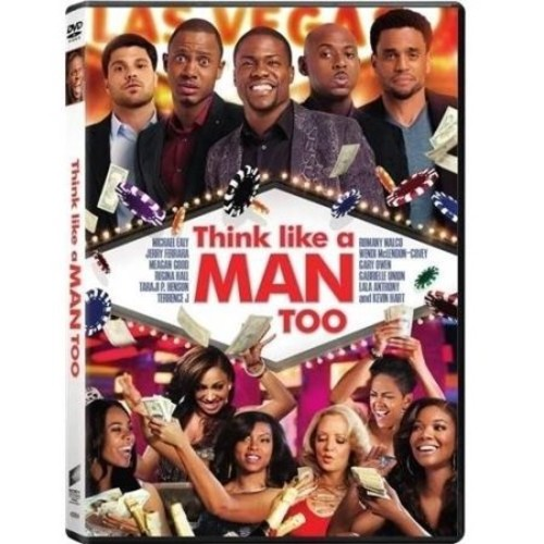 SONY PICTURES HOME ENTER Think Like a Man Too